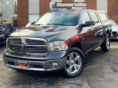 2016 RAM Ram Pickup 1500 for sale at Somerville Motors in Somerville MA