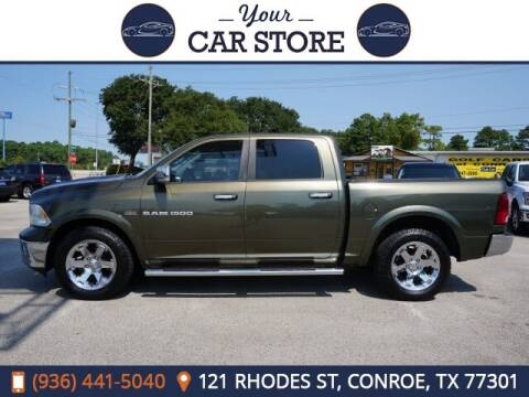 2012 RAM Ram Pickup 1500 for sale at Your Car Store in Conroe TX
