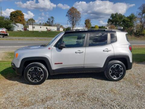 2016 Jeep Renegade for sale at 220 Auto Sales in Rocky Mount VA