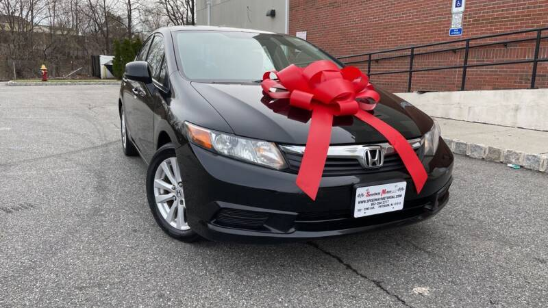 2012 Honda Civic for sale at Speedway Motors in Paterson NJ