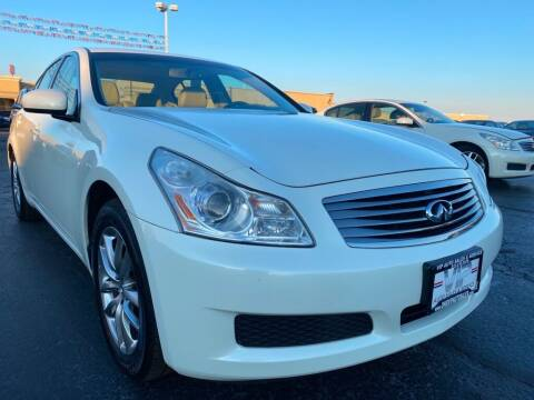 2008 Infiniti G35 for sale at VIP Auto Sales & Service in Franklin OH