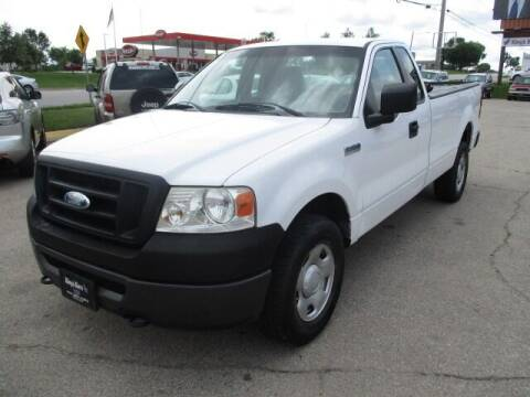 2008 Ford F-150 for sale at King's Kars in Marion IA