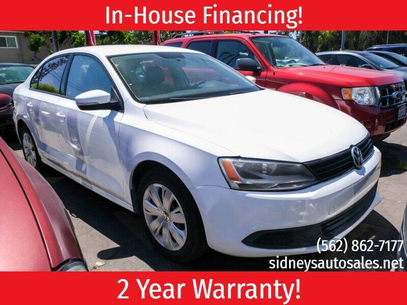 2014 Volkswagen Jetta for sale in Downey, CA