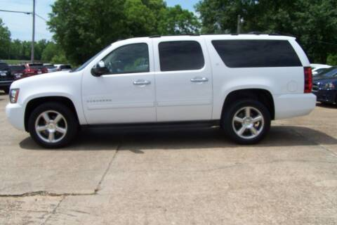2013 Chevrolet Suburban for sale at HILLCREST MOTORS LLC in Byram MS