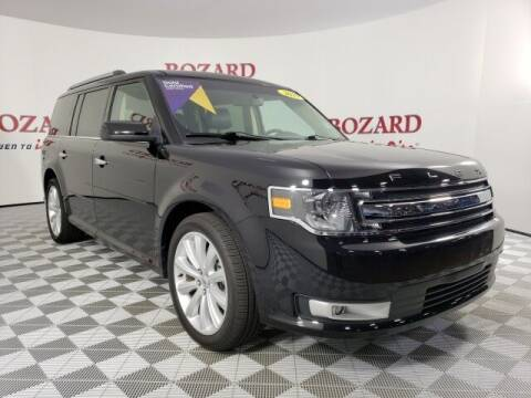 2019 Ford Flex for sale at BOZARD FORD in Saint Augustine FL