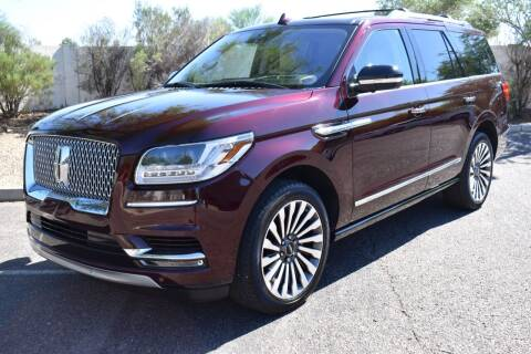 2019 Lincoln Navigator for sale at AMERICAN LEASING & SALES in Tempe AZ