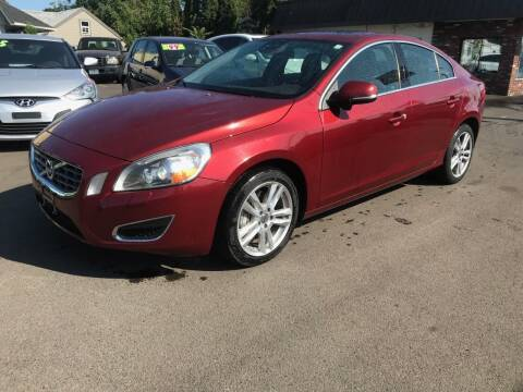 2012 Volvo S60 for sale at Chuck Wise Motors in Portland OR