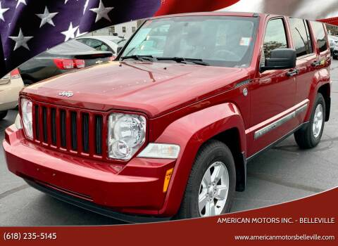 2011 Jeep Liberty for sale at American Motors Inc. - Belleville in Belleville IL