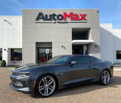 2017 Chevrolet Camaro for sale at AutoMax of Memphis in Memphis TN