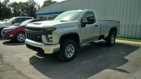 2020 Chevrolet Silverado 3500HD for sale at Lee Chevrolet in Frankfort KS