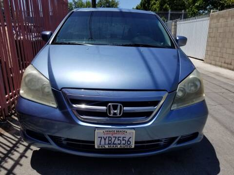 2006 Honda Odyssey for sale at Ournextcar/Ramirez Auto Sales in Downey CA