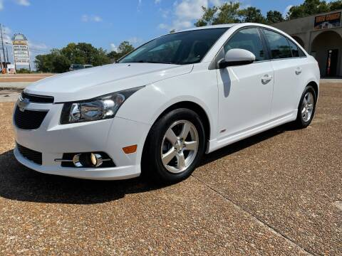2013 Chevrolet Cruze for sale at DABBS MIDSOUTH INTERNET in Clarksville TN