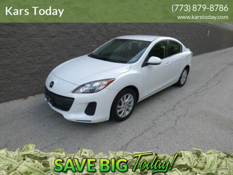 2012 Mazda MAZDA3 for sale at Kars Today in Addison IL