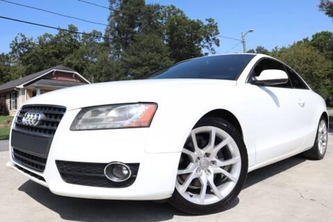 2012 Audi A5 for sale at E-Z Auto Finance in Marietta GA