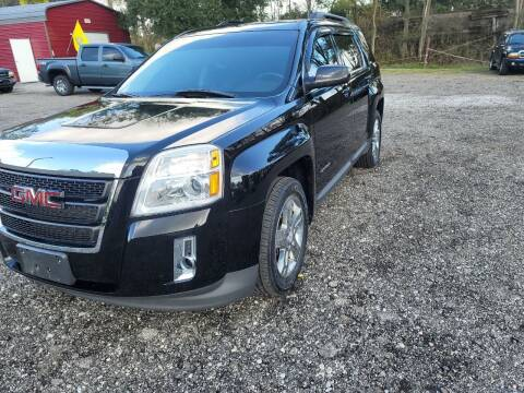 2013 GMC Terrain for sale at Johnsons Car Sales in Richmond IN