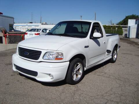 2003 Ford F-150 SVT Lightning for sale at One Community Auto LLC in Albuquerque NM
