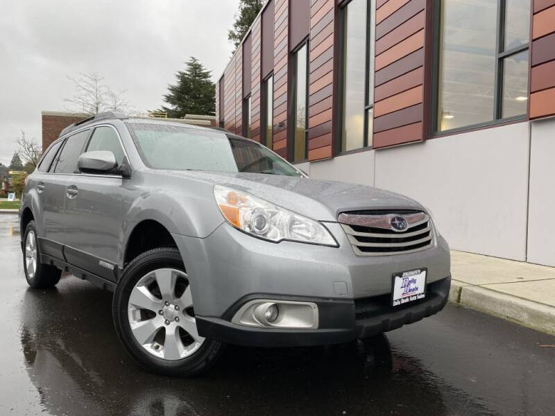 2011 Subaru Outback for sale at DAILY DEALS AUTO SALES in Seattle WA