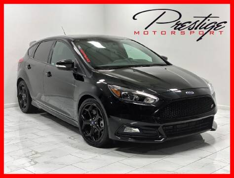 2015 Ford Focus for sale at Prestige Motorsport in Rancho Cordova CA