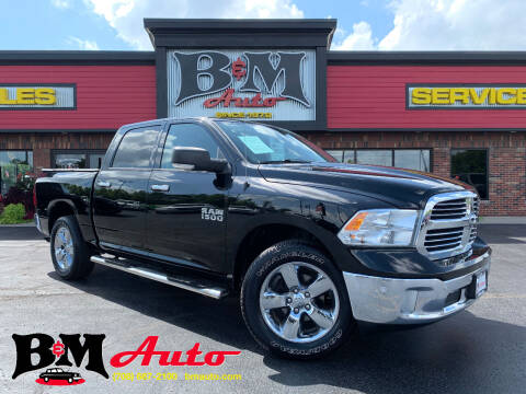 2014 RAM Ram Pickup 1500 for sale at B & M Auto Sales Inc. in Oak Forest IL