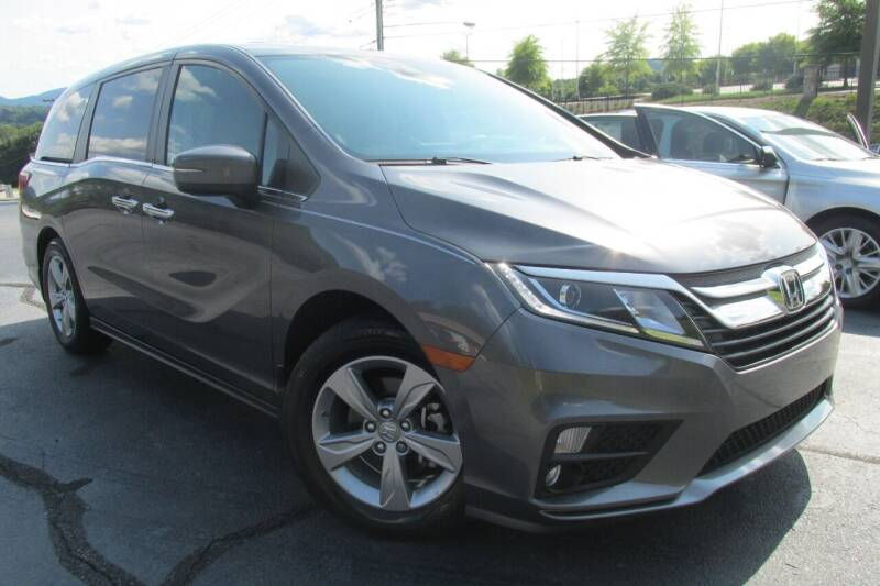 2019 Honda Odyssey for sale at Tilleys Auto Sales in Wilkesboro NC