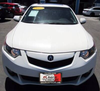2010 Acura TSX for sale at DL Auto Lux Inc. in Westminster CA
