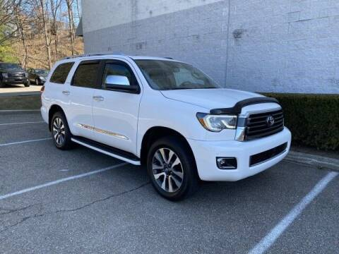 2018 Toyota Sequoia for sale at Select Auto in Smithtown NY