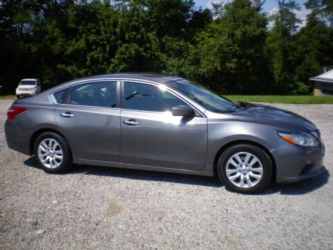 2018 Nissan Altima for sale at Starrs Used Cars Inc in Barnesville OH