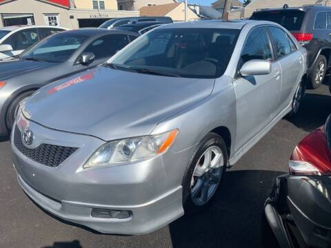 2007 Toyota Camry for sale at Park Avenue Auto Lot Inc in Linden NJ