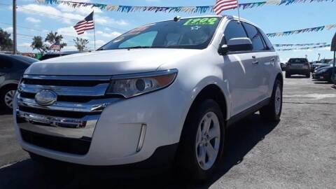 2011 Ford Edge for sale at GP Auto Connection Group in Haines City FL