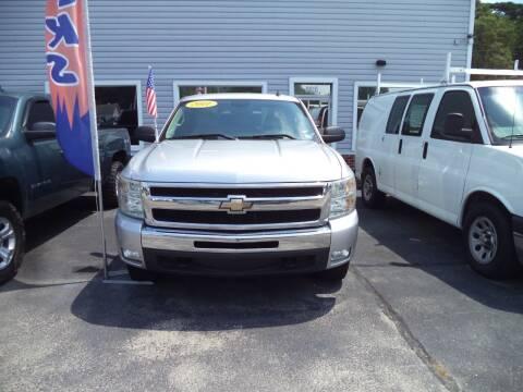 2011 Chevrolet Silverado 1500 for sale at H and H Truck Center in Newport News VA