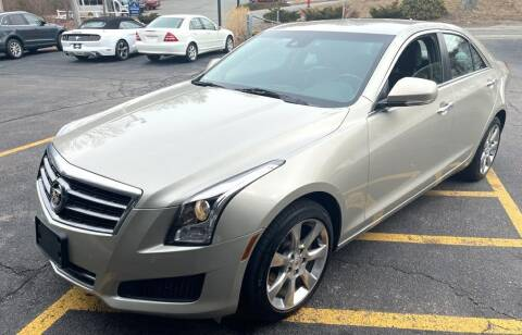 2014 Cadillac ATS for sale at Premier Automart in Milford MA