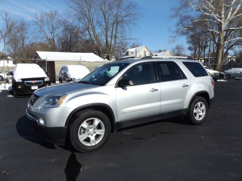 2010 GMC Acadia for sale at Goodman Auto Sales in Lima OH