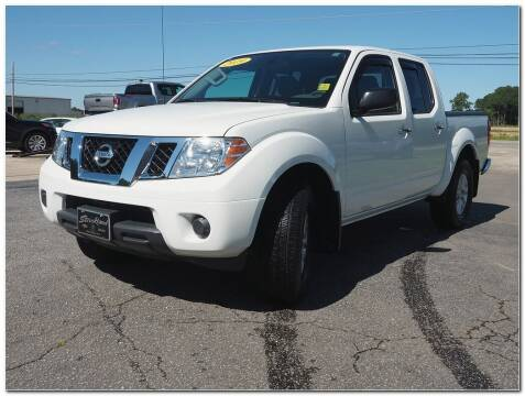 2019 Nissan Frontier for sale at STRICKLAND AUTO GROUP INC in Ahoskie NC