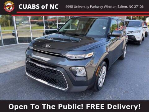 2020 Kia Soul for sale at Credit Union Auto Buying Service in Winston Salem NC
