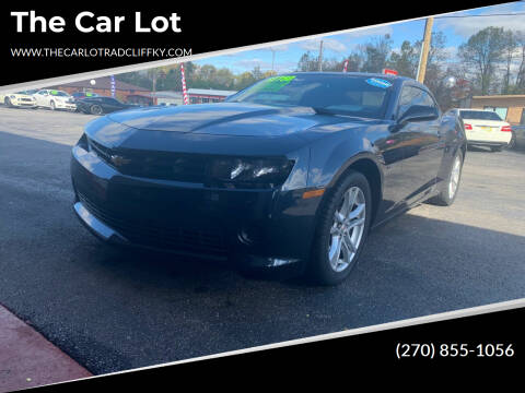 2014 Chevrolet Camaro for sale at The Car Lot in Radcliff KY