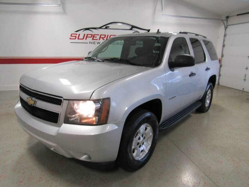 2010 Chevrolet Tahoe for sale at Superior Auto Sales in New Windsor NY