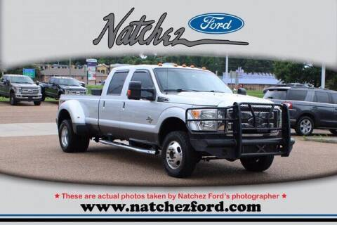 2013 Ford F-350 Super Duty for sale at Auto Group South - Natchez Ford Lincoln in Natchez MS