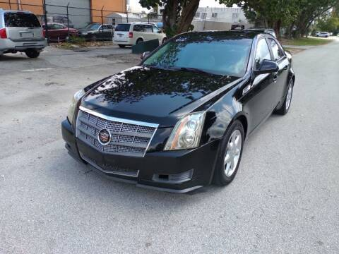 2009 Cadillac CTS for sale at LAND & SEA BROKERS INC in Pompano Beach FL