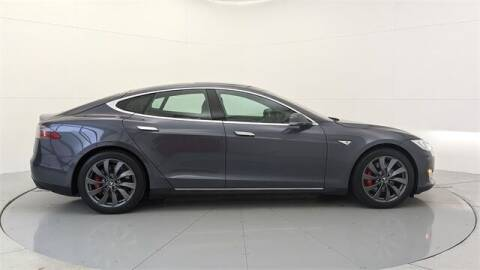 2015 Tesla Model S for sale at Mercedes-Benz of North Olmsted in North Olmsted OH