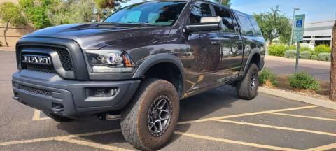 2016 RAM Ram Pickup 1500 for sale at Arizona Auto Resource in Tempe AZ