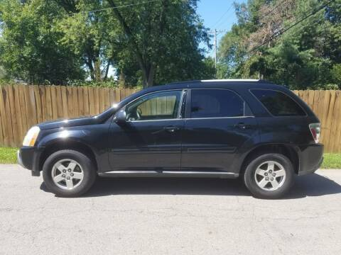 2005 Chevrolet Equinox for sale at REM Motors in Columbus OH