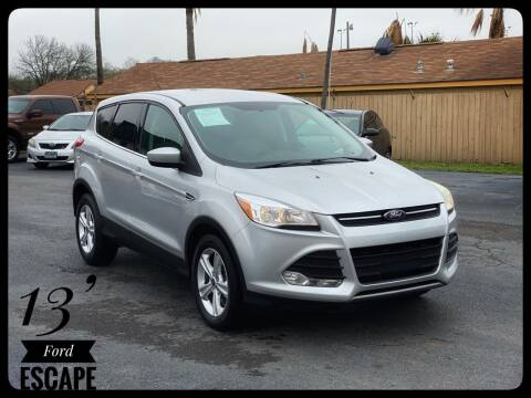 2013 Ford Escape for sale at ASTRO MOTORS in Houston TX