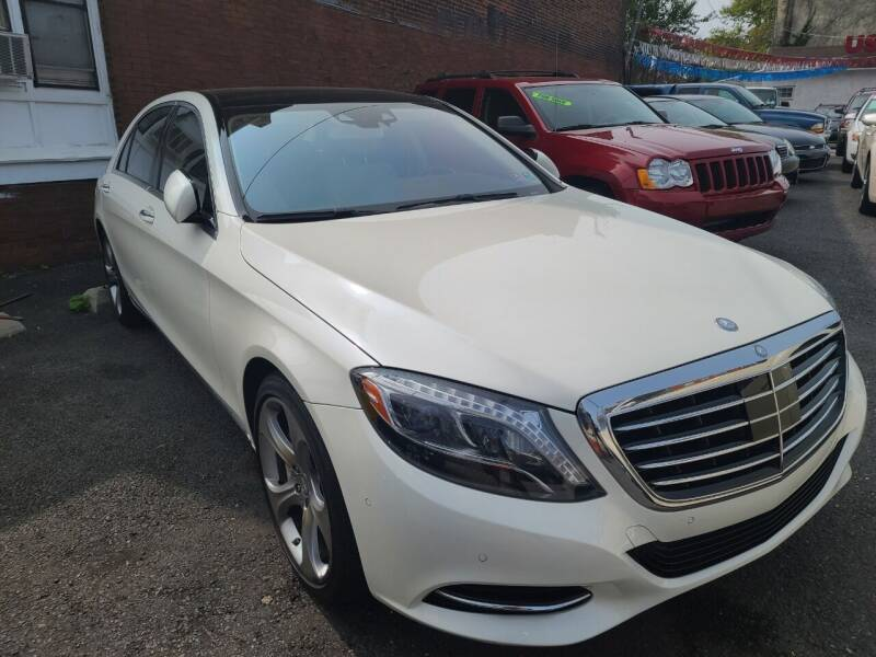 2015 Mercedes-Benz S-Class for sale at Rockland Auto Sales in Philadelphia PA