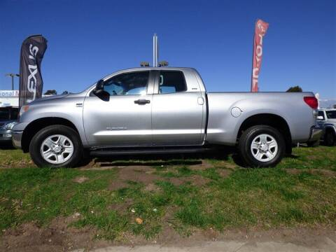 2008 Toyota Tundra for sale at National Motors in San Diego CA