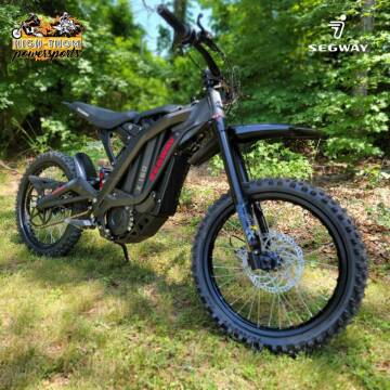 2021 Segway Ebike X160 for sale at High-Thom Motors - Powersports in Thomasville NC
