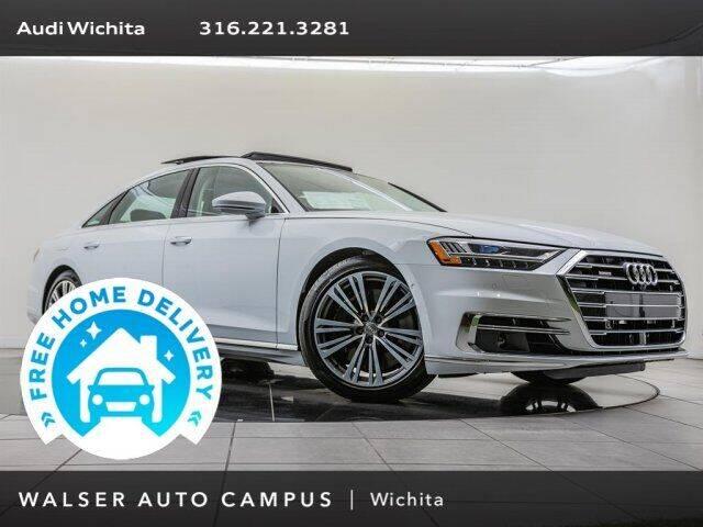 2019 Audi A8 L 4.0T quattro