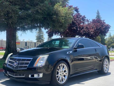 2011 Cadillac CTS for sale at AutoAffari LLC in Sacramento CA