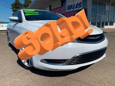 2015 Chrysler 200 for sale at Salem Auto Market in Salem OR