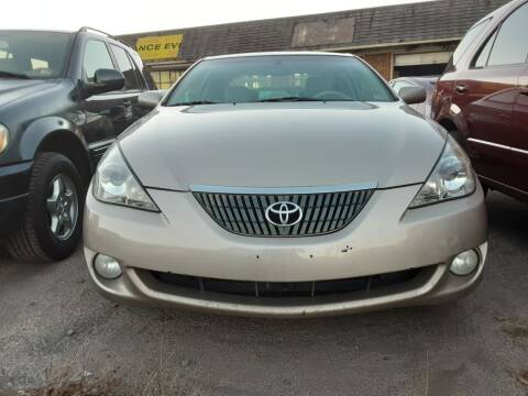 2004 Toyota Camry Solara for sale at Fredericksburg Auto Finance Inc. in Fredericksburg VA