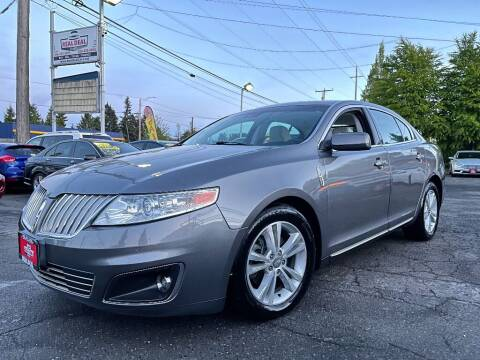 2011 Lincoln MKS for sale at Real Deal Cars in Everett WA